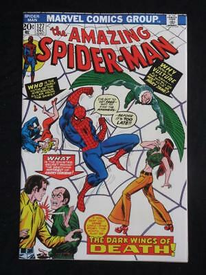 Amazing Spider-Man #127 MARVEL 1973 - NEAR MINT 9.4 NM - The Vulture app!!!!