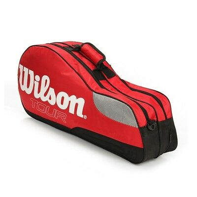 Wilson Tennis Racquet 4 Pack Shoulder Bag