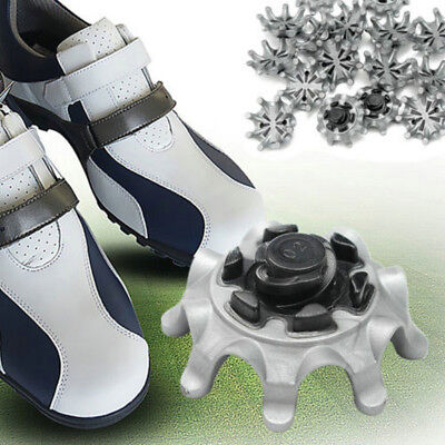 93f0cab82a2 16Pcs Replacement Golf Shoes Spikes Studs Cleats Fast Twist For Tri-Lok  Footjoy