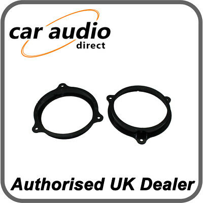 """Connects2 CT25NS01 Speaker Adapters Nissan Qashqai Note Micra Juke165mm 6.5"""" Kit"""