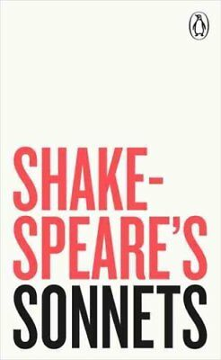 Shakespeare's Sonnets by William Shakespeare 9780141396224 (Paperback, 2015)