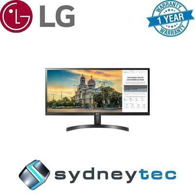 NEW LG 29WK500-P 29in UWHD FreeSync IPS LED Monitor