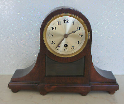 vintage  clock made in great Britain  sell for Parts