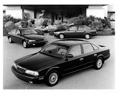 1994 Infiniti Luxury Line-Up Factory Photo uc5301