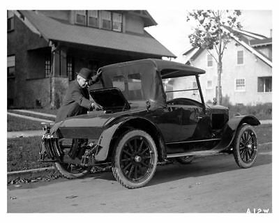 1920 Essex Roadster Factory Photo uc6335