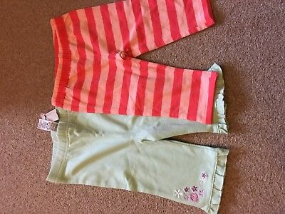 Baby Girls 3-6 Months Leggings Bundle, new with tags