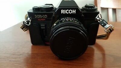 Ricoh XR10 Super including basic accessories - Used