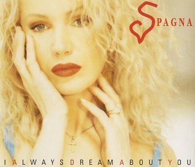 Spagna I always dream about you (1993)  [Maxi-CD]