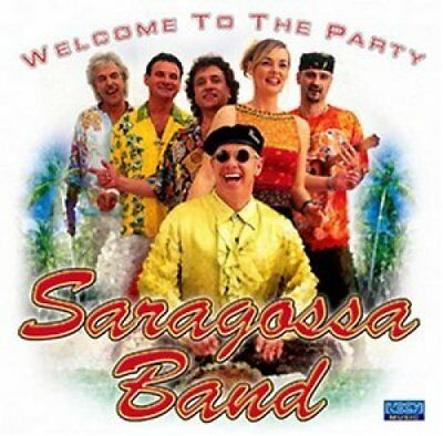 Saragossa Band Welcome to the party (2002)  [CD]