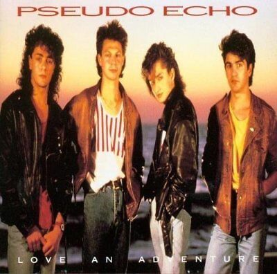 Pseudo Echo Love an adventure (1987)  [CD]