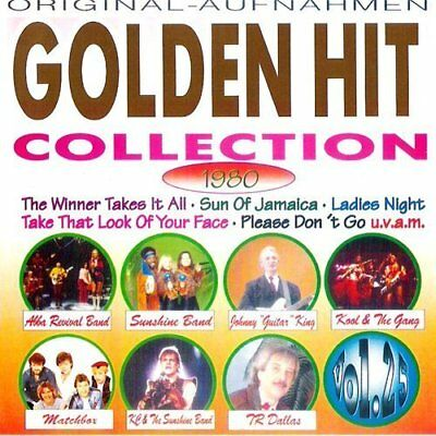 Golden Hit Collection 1980 Abba Revival Band, Sam Hook, Lee Hazlewood, St.. [CD]