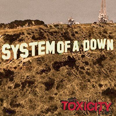 System of a down Toxicity  [CD]