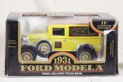 Home Hardware: 1931 Ford Mod A  Delivery Truck 1/25 Diecast Model Mip Ref: 9074D