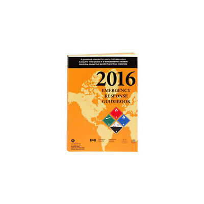 J.j. Keller 48320 J J Keller 2016 Emergency Response Pocketbook