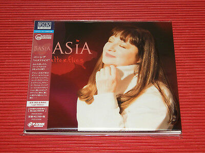 2018 BASIA Butterflies  JAPAN Blu-spec CD Digi Sleeve