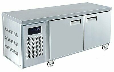 Fsm Refrigeration Series U Series Under Counter Refrigeration – Stainless Steel