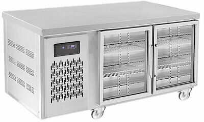 Fsm Refrigeration Series U Series Under Counter Refrigeration – Glass Door Bfb15