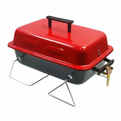 BillyOh Table Top Gas BBQ Grill Portable Lightweight Barbecue Cooker Stove