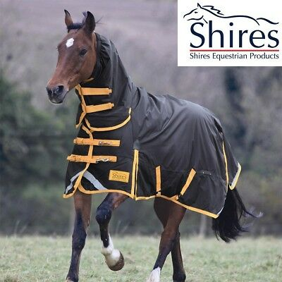 Shires Stormbreaker Combo Heavyweight Turnout Rug