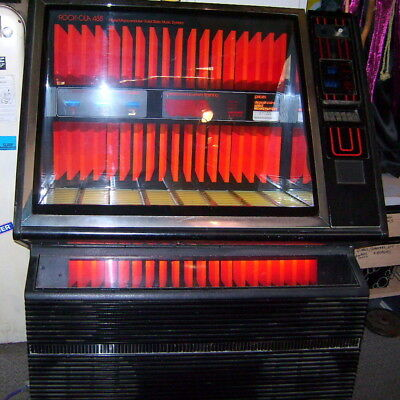 Jukebox, 488 Rockola, Original, Collectable.