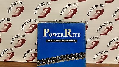 NEW Power Rite ANSI #35-1R Roller Chain w/Connector Link