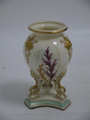 Painted China Vase, in the Style of an Urn (JMW131)