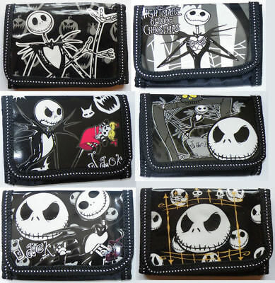 * Nightmare Before Christmas ** COIN PURSE ** Jack Skellington * UK STOCK * NBX