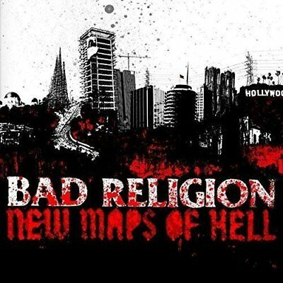 Bad Religion | CD | New maps of hell ...