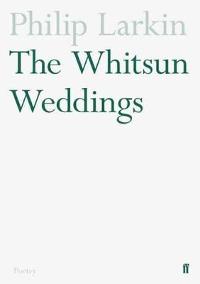 The Whitsun Weddings by Philip Larkin 9780571097104 (Paperback, 1975)