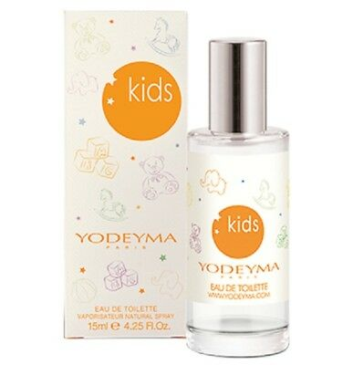 Kids YODEYMA parfums 15 ml Agua de cologne child unisex
