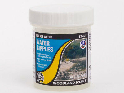 NEW Woodland Scenics CW4515 Surface Water - Water Ripples *SHIPS FREE*