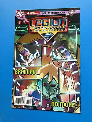 LEGION OF SUPER-HEROES IN THE 31ST CENTURY # 4 (DC Comics Lot Sep 2007)
