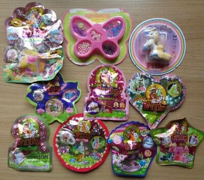 10 verschiedene Filly Teile*Mermaids,Fairy,Elves,Witchy,Gold,Exklusive(a30)