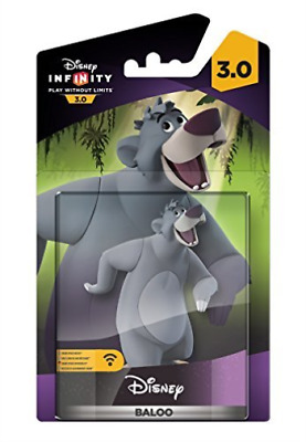 Toys-Disney Infinity 3.0 Character - Baloo /Video Game Toy  AC NEW