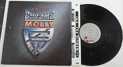 62B	Chrome Molly	Angst	(ILP 4609281)	NL LP, i.r.s. 1988