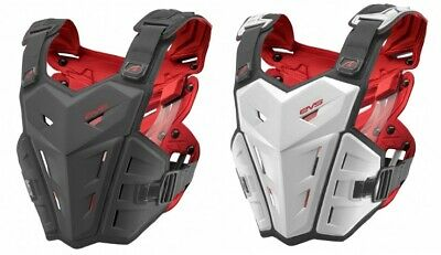 EVS Adult MX ATV F1 Chest Roost Guard Protector S-XL