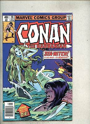 Conan The Barbarian #98-1979 fn+ John Buscema