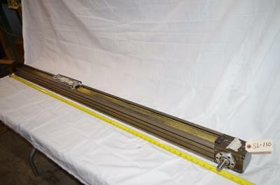 Rexroth Star Linear  Stage Actuator  Belt Driven  Travel: 54""