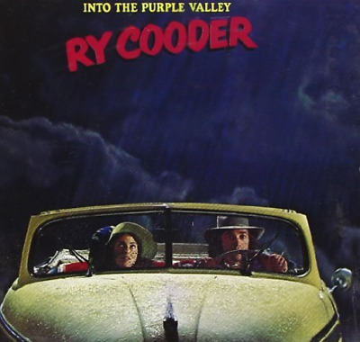 Ry Cooder-Into the Purple Valley  CD NEW