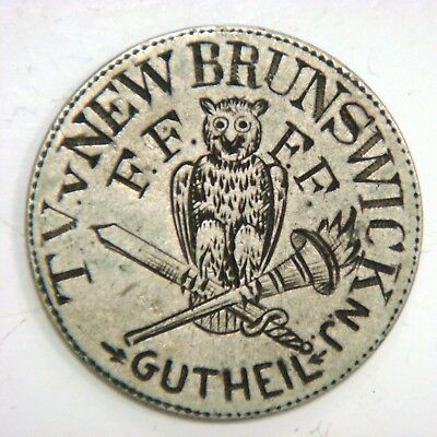 TV v New Brunswick, NJ, F.F.F.F. (OWL PICTURED) Gutheil (on Seated Quarter)