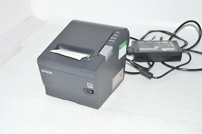 Epson TM-T88V Thermal Receipt Printer with Mains Adapter (CR120)