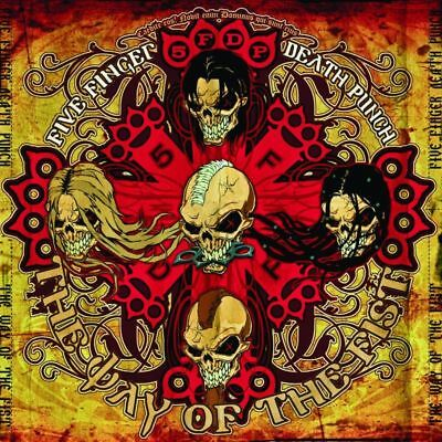 Five Finger Death Punch - The Way of the Fist (NEW CD ALBUM)