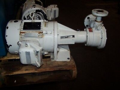 "Corken Coro-Flo Regenerative Turbine Pump Dl14  1-1/2""x1""  3 Hp Lpg Dl14Cd2A"
