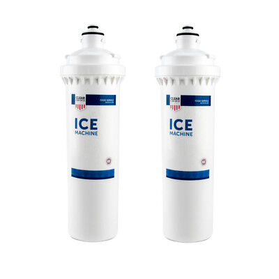 Clear Choice Ice, Coffee System Filter to Replace Everpure I2000 EV9612-22, 2Pk