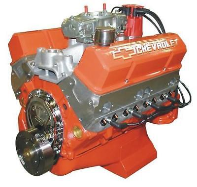 427 565 HP all forged smallblock chevy engine bigblock power in a 350 1 LEFT