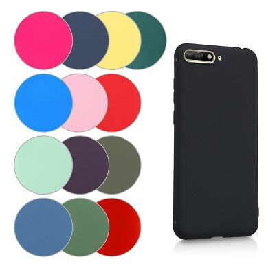 TPU Silicone Case Cover for Huawei Y6 (2018)