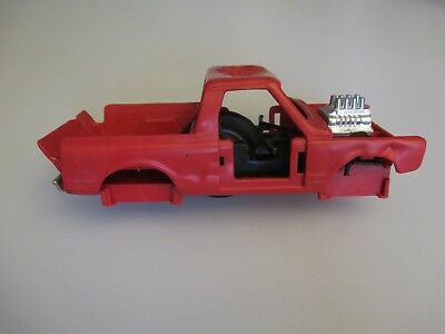 Crazy Crashers Kenner SSP Stunt 1972 Auto Pickup Karosserie Car Body Pick Up