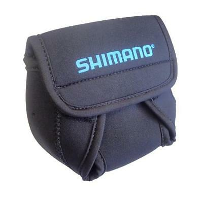 Shimano Neoprene Spin Real Cover Sm Black Ansc830A