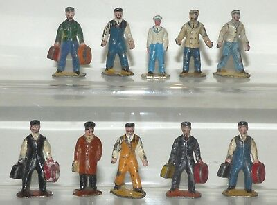 OS11 - Dinky figures - 2 of 3 lots