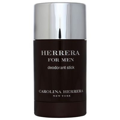 Carolina Herrera Herrera For Men 75Ml Deodorant Stick Brand New & Sealed